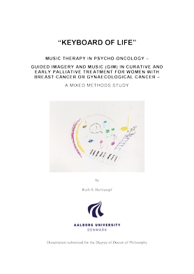 PhD Thesis by Ruth-Susanne Hertrampf: Keyboard of Life